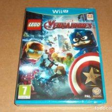 Nintendo Wii U: LEGO: MARVEL VENGADORES PARA NINTENDO WII U ,A ESTRENAR, PAL. Lote 223648766