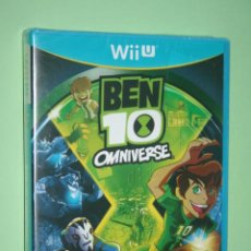 Nintendo Wii U: BEN 10 OMNIVERSE * VIDEOJUEGO ANIMACIÓN INFANTIL PARA CONSOLA NINTENDO WII U * PRECINTADO (FRANCÉS). Lote 230513535