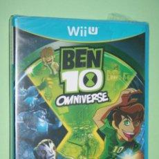 Nintendo Wii U: BEN 10 OMNIVERSE * VIDEOJUEGO ANIMACIÓN INFANTIL PARA CONSOLA NINTENDO WII U * PRECINTADO (FRANCÉS). Lote 230739235