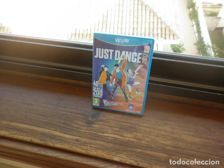 JUST DANCE 2017 PARA LA WII U (Juguetes - Videojuegos y Consolas - Nintendo - Wii U)