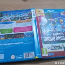 Nintendo Wii U: SUPER MARIO BROS.U PAL ESP WII U. Lote 236067070
