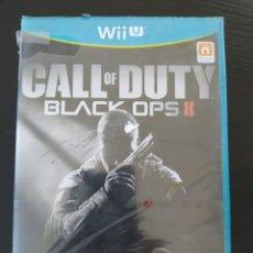 "Nintendo Wii U: JUEGO WIIU ""CALL OF DUTY: BLACK OPS 2"" - NUEVO. Lote 236150655"