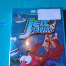 Nintendo Wii U: JETT TAILFIN NINTENDO WII U PAL ESPAÑA COMPLETO. Lote 237998195