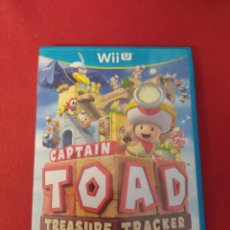 Nintendo Wii U: CAPTAIN TOAS TREASURE TRACKER. Lote 238585950
