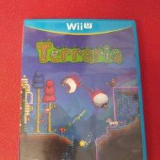 Nintendo Wii U: TERRARIA. Lote 238586320
