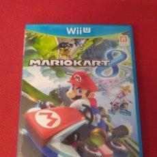 Nintendo Wii U: MARIO KART 8. Lote 238586595