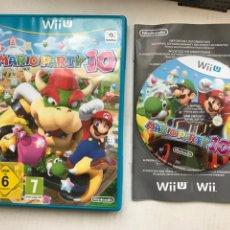 Nintendo Wii U: MARIO PARTY 10 NINTENDO WIIU WII U KREATEN. Lote 242847075