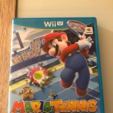 Nintendo Wii U: MARIO TENNIS ULTRA SMASH WIIU WII U. Lote 242943765