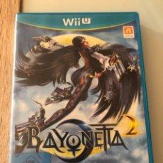 Nintendo Wii U: BAYONETTA 2 WIIU WII U. Lote 242944355