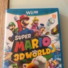 Nintendo Wii U: SÚPER MARIO 3D WORLD WIIU WII U. Lote 242944450