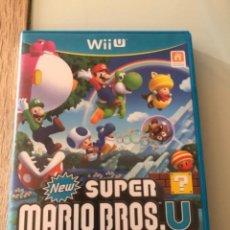 Nintendo Wii U: SÚPER MARIO BROS U - WIIU WII U. Lote 242944705