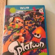 Nintendo Wii U: SPLATOON - WIIU WII U. Lote 242944925