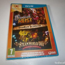 Nintendo Wii U: STEAM WORLD COLLECTION NINTENDO WII U PAL ESPAÑA NUEVO PRECINTADO. Lote 245711435
