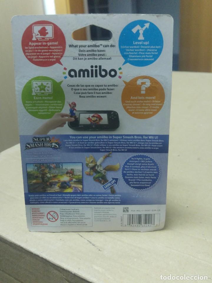 Nintendo Wii U: AMIIBO SMASH BROS 6 FOX NEW , NUEVO NINTENDO WIIU 3DS - Foto 2 - 246213155