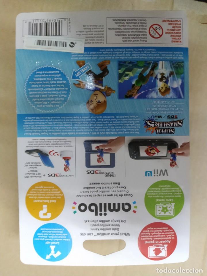 Nintendo Wii U: AMIIBO MII SWORD FIGHTER 49 NEW , NUEVO NINTENDO WIIU - Foto 2 - 246216060