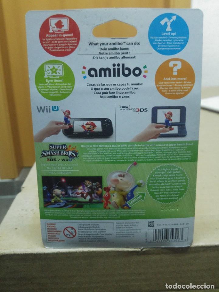 Nintendo Wii U: AMIIBO 44 OLIMAR NINTENDO WII U 3DS NUEVO - Foto 2 - 246217850