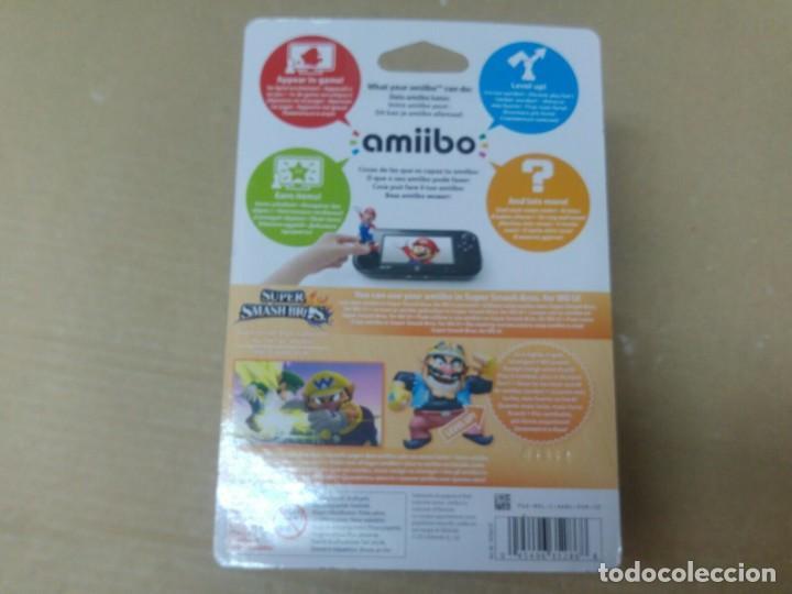 Nintendo Wii U: AMIIBO WARIO SMASH BROS 32 NEW , NUEVO NINTENDO WIIU 3DS - Foto 2 - 246218280