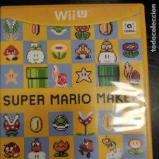 Videojogos e Consolas: SUPER MARIO MAKER - NINTENDO WII U WIIU - PAL ESP. Lote 247171555