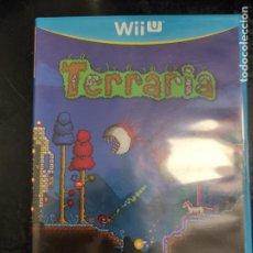Videojogos e Consolas: TERRARIA - WII U NINTENDO - PAL ESP. Lote 247360065