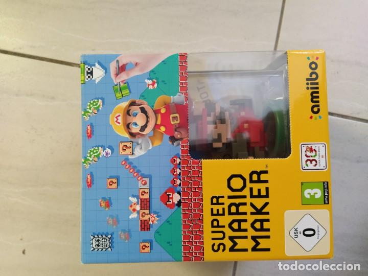 Nintendo Wii U: MARIO MAKER NINTENDO WII-U WIIU + AMIIBO PAL-EUROPE COMPLETO - Foto 7 - 247560150