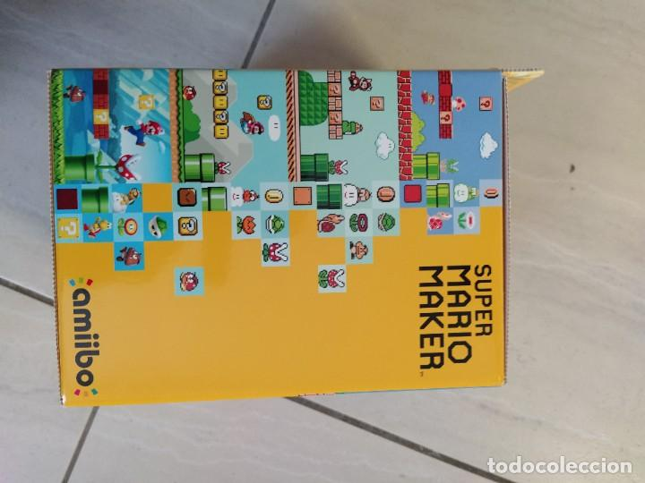 Nintendo Wii U: MARIO MAKER NINTENDO WII-U WIIU + AMIIBO PAL-EUROPE COMPLETO - Foto 9 - 247560150