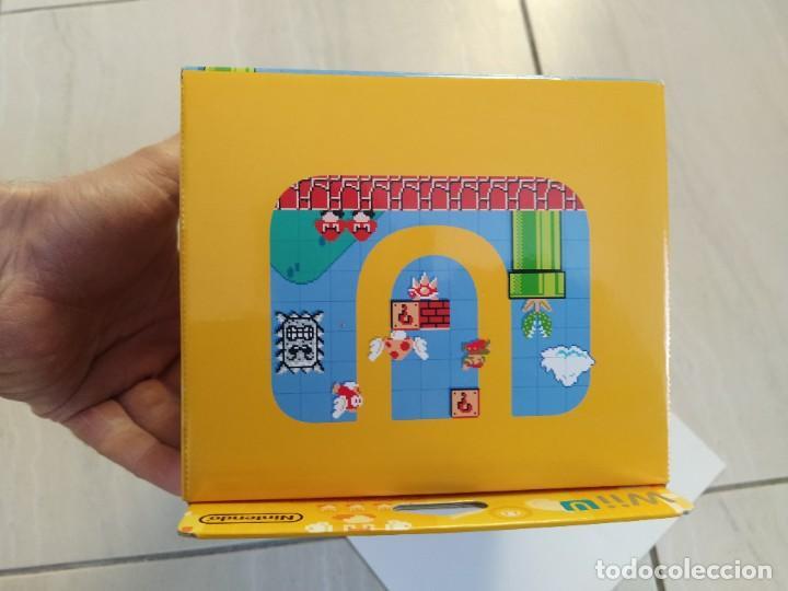 Nintendo Wii U: MARIO MAKER NINTENDO WII-U WIIU + AMIIBO PAL-EUROPE COMPLETO - Foto 12 - 247560150