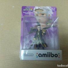 Nintendo Wii U: AMIIBO ROBIN DARAEN 30 SMASH BROS NINTENDO WII U NUEVO. Lote 247773080