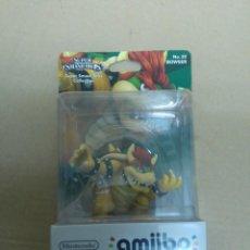 Nintendo Wii U: AMIIBO N 20 BOWSER SMASH BROS NINTENDO WII U NUEVO. Lote 247774755