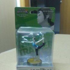 Nintendo Wii U: AMIIBO SMASH BROS 8 WII FIT TRAINER ENTRENADORA NEW. Lote 247774965