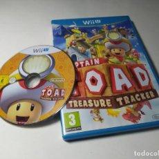 Videogiochi e Consoli: CAPTAIN TOAD : TREASURE TRACKER ( NINTENDO WII U - PAL ESPAÑA). Lote 251260595