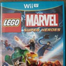 Nintendo Wii U: NINTENDO WIIU MARVEL SUPER HEROES. Lote 252423755