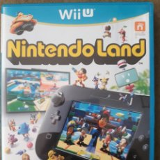 Nintendo Wii U: NINTENDO WIIU NINTENDOLAND. Lote 252424335