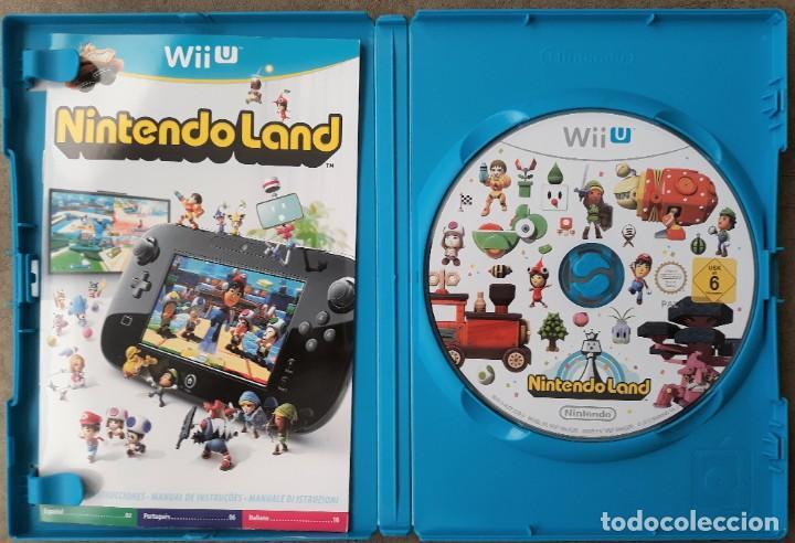 Nintendo Wii U: NINTENDO WiiU NINTENDOLAND - Foto 2 - 252424335