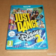 Nintendo Wii U: JUST DANCE DISNEY PARTY 2 PARA NINTENDO WII U ,A ESTRENAR, PAL. Lote 253166005