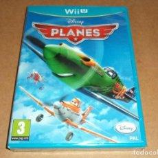 Nintendo Wii U: DISNEY'S PLANES PARA NINTENDO WII U ,A ESTRENAR, PAL. Lote 253166125