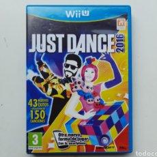 Nintendo Wii U: JUST DANCE 2016 NINTENDO WII U. Lote 254583245