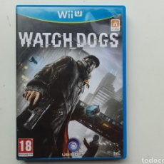 Nintendo Wii U: WATCH DOGS NINTENDO WII U. Lote 254583460