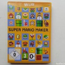 Nintendo Wii U: SUPER MARIO MAKER NINTENDO WII U. Lote 254583715