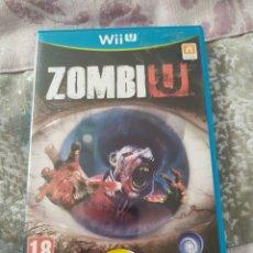 Nintendo Wii U: ZOMBI U WII U. Lote 254703895
