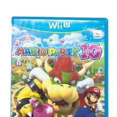 Nintendo Wii U: MARIO PARTY 10 WII U. Lote 255626660
