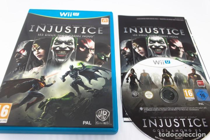 Nintendo Wii U: INJUSTICE WII U - Foto 2 - 255643220