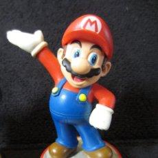 Nintendo Wii U: AMIIBO SUPER MARIO BROS (REGALO AMIIBO WARIO ROTO). Lote 267049994