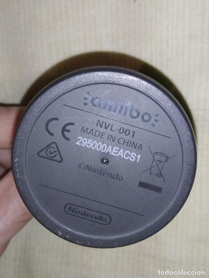Nintendo Wii U: FIGURA MUÑECO AMIIBO SPLATOON CALAMAR VERDE INKLING SQUID- NINTENDO WII U - MARIO BROS - Foto 3 - 267130099