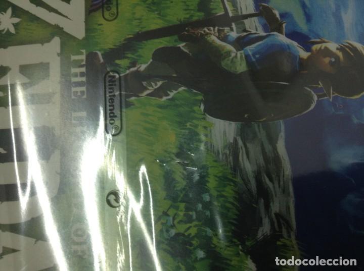 Nintendo Wii U: THE LEGEND OF ZELDA BREATH OF THE WILD - Foto 2 - 267708794