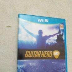 Videogiochi e Consoli: JUEGO WII U, GUITAR HERO LIVE. Lote 269321343