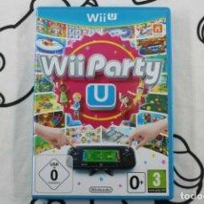 Nintendo Wii U: NINTENDO WII U WII PARTY U MUY BUEN ESTADO PAL ESPAÑA. Lote 271568723