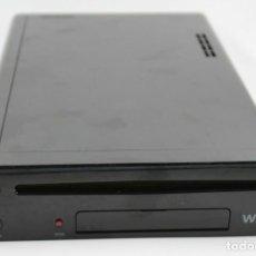 Nintendo Wii U: NINTENDO WII U OFICIAL WIIU CONSOLA NEGRA FUNCIONANDO LEER DESCRIPCION. Lote 271924453