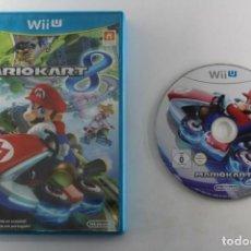 Nintendo Wii U: NINTENDO WII U MARIO KART 8 SIN MANUAL PAL ESPAÑA. Lote 272675918