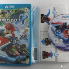 Nintendo Wii U: NINTENDO WII U MARIO KART 8 COMPLETO PAL ESPAÑA. Lote 272676443