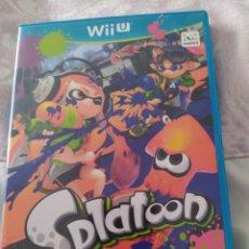 Nintendo Wii U: SPLATOON WII U. Lote 273270098